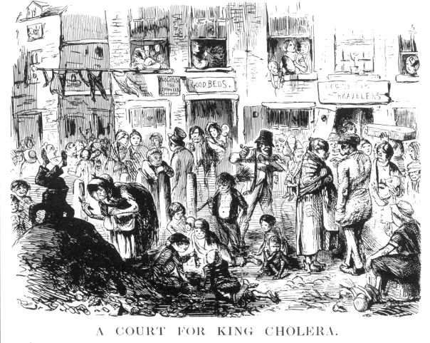 A court for king cholera ii