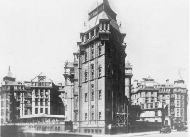 University College Hospital 1906