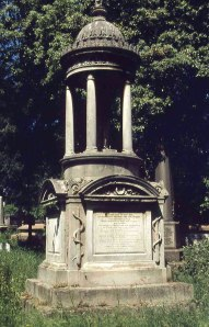 St John Long Kensal Cemetry