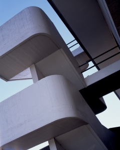 Fire Escape, Royal College of Physicians by Helene Binet