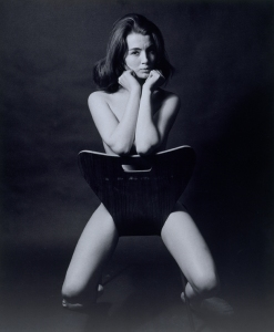 Christine Keeler V and A
