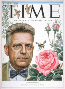 Alfred Kinsey Time Magazine