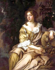 Nell Gwynne by Peter Lely