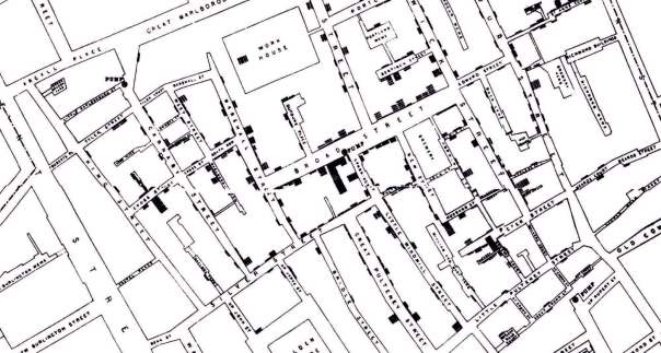 Snow Cholera Map