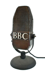 BBC radio mike from 1930s