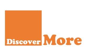 Discover More Logo