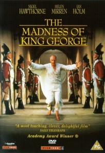 Madness of King George Film Poster - FilmFour