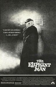The Elephant Man film poster