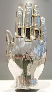 Reliquary Hand V&A