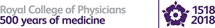 RCP 500 years of medicine logo